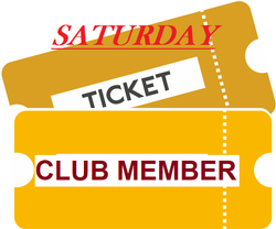 Spring Release - Saturday March 23rd - Single Club Ticket Image