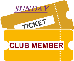 Spring Release - Sunday March 24th - Single Club Ticket Image
